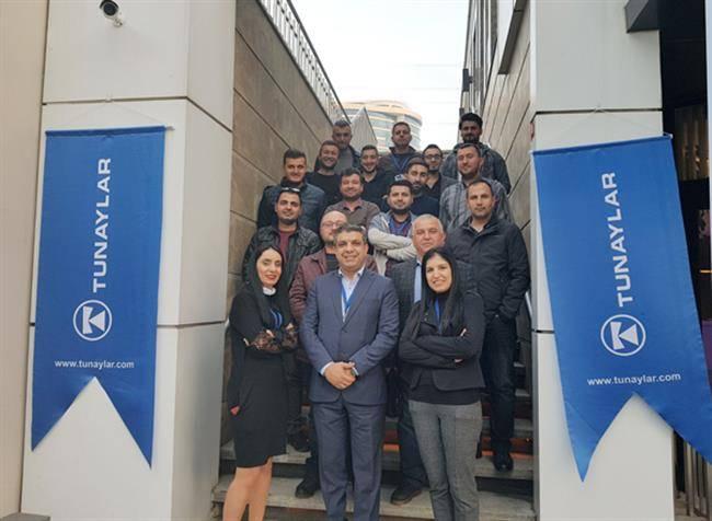2018 Servis Koordinasyon Toplantısı