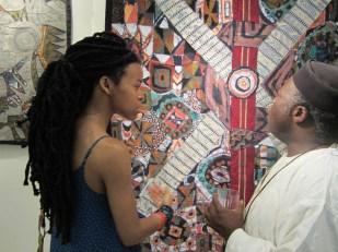 Aliana Grace Bailey with Tunde Odunlade
