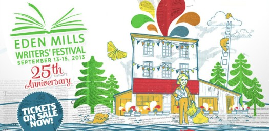 Eden Mills Writers Festival