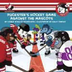 Puckster's Hockey Game Against the Mascots