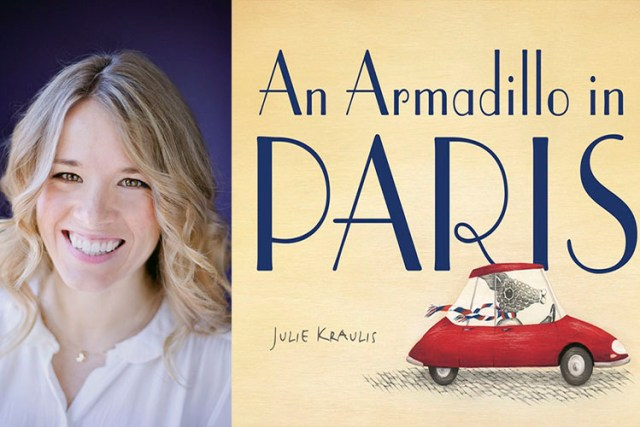 Julie Kraulis/An Armadillo in Paris