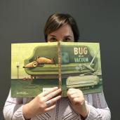 Publicity & Marketing Manager got behind Bug in a Vacuum