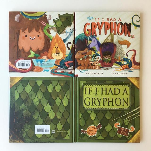If I Had a Gryphon_Undies