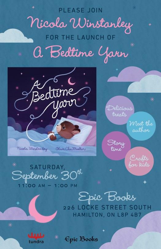 A Bedtime Yarn_11x17