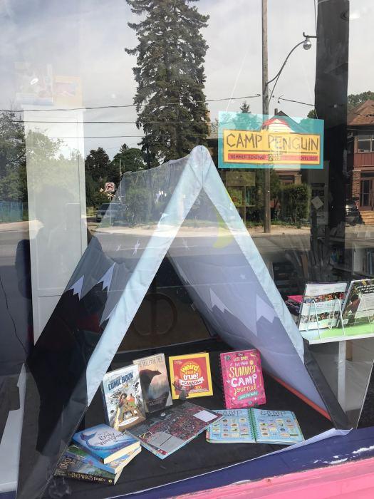Camp Penguin-Moonbeam Books