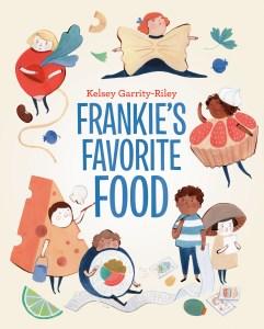Frankies Favorite Food