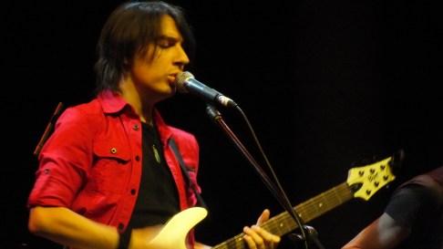 Rowan Stuart performing at the 2016 Barleycorn Festival. Photo by: Keananne Rossouw