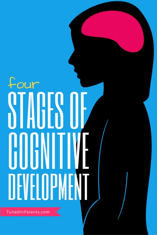 Tuned In Parents - 4 Stages of Cognitive Development
