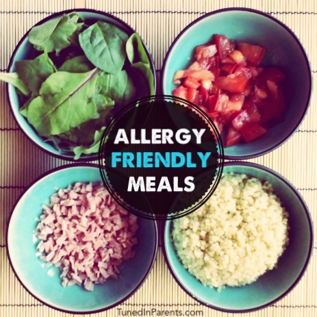 Yummy, Easy, Allergy-Friendly Meals – Part 1