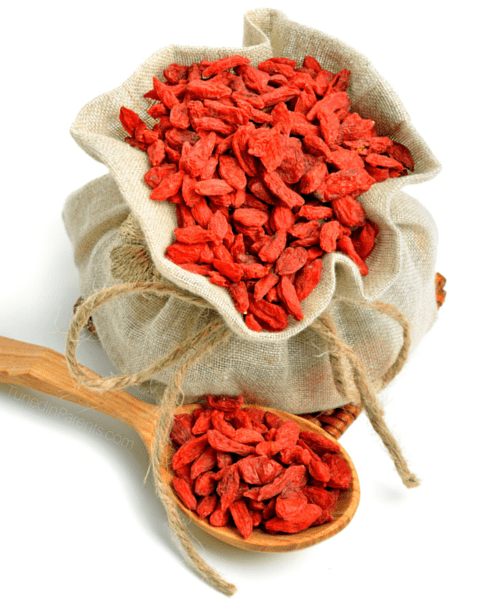 Tuned In Parents - Health Benefits of Goji Berries