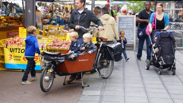 Tuned In Parents - Family biking Netherlands