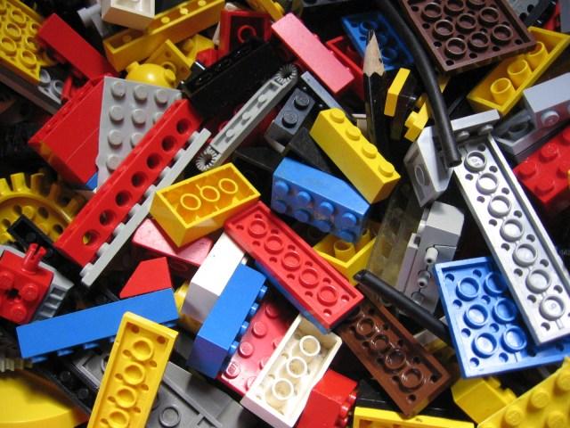 Tuned In Parents - Lego Replacing Plastic
