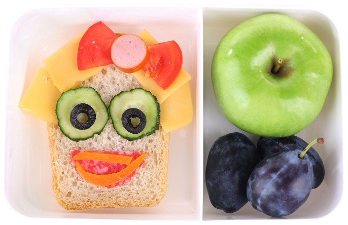 10 Fast, Fun Health Food Snacks for Kids