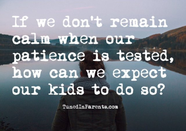 Tuned In Parents - calm parents calm kids