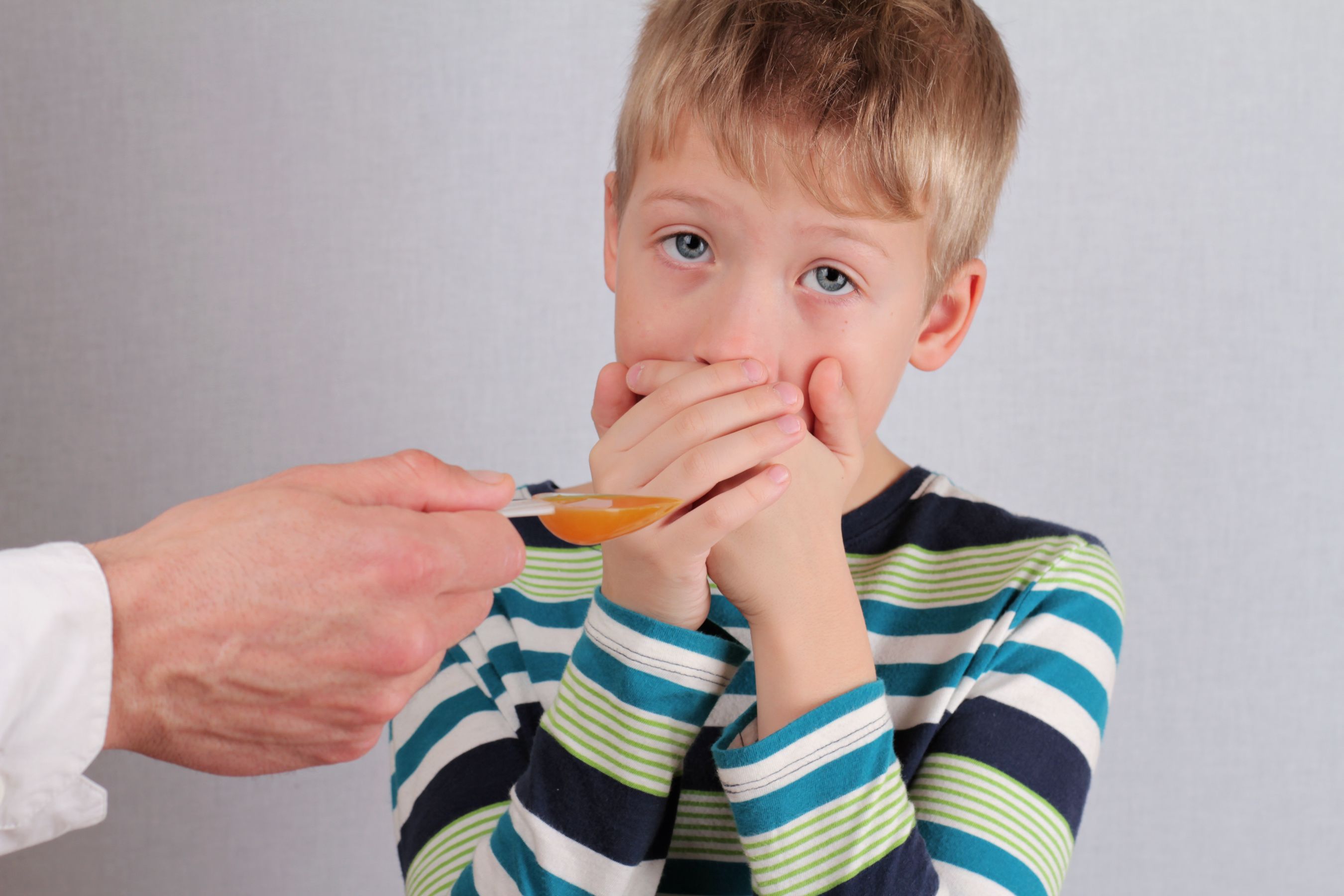 foto How to Administer Medicine to a Resistant Child