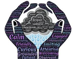 Tuned In Parents - Emotional healing hands