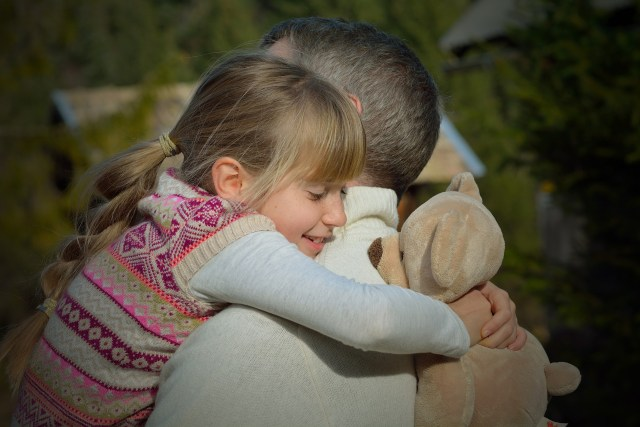 Tuned In Parents - father and child with strong emotional bond