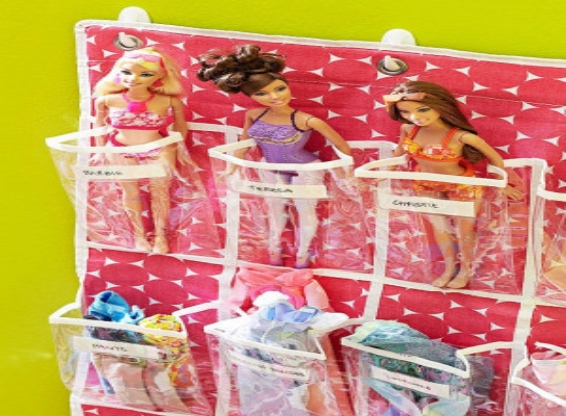 The Doll Organizer