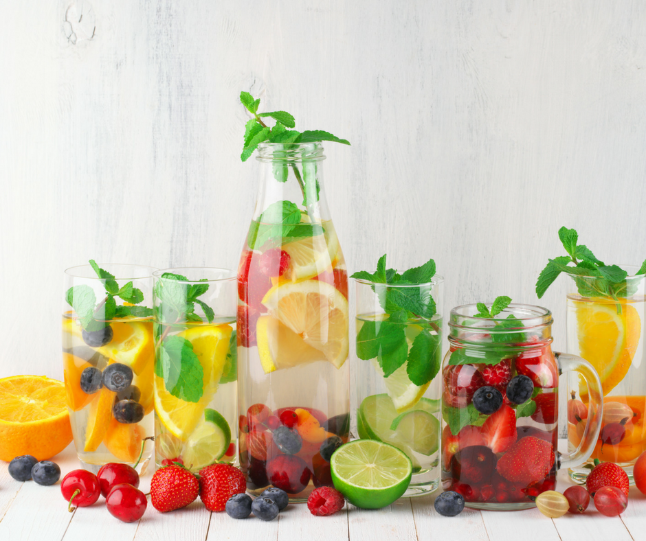 12 Refreshing Recipes for Your Infuser Water Bottle