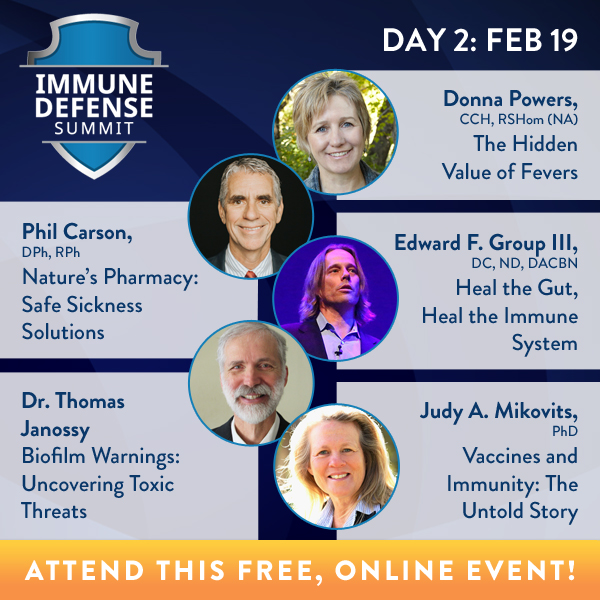 immune defense expert speakers