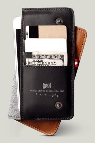 Hard Graft Wallet & Phone Case