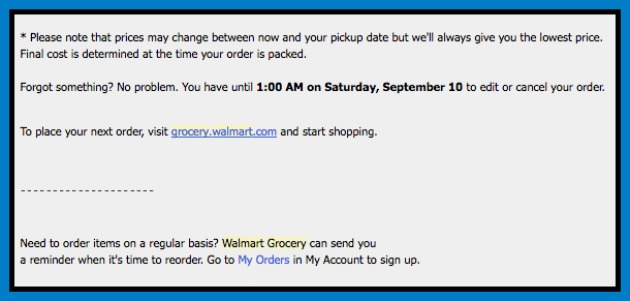 Walmart Grocery Review Spoiler Alert Its AWESOME Tune My - Invoices free online walmart online shopping store pickup