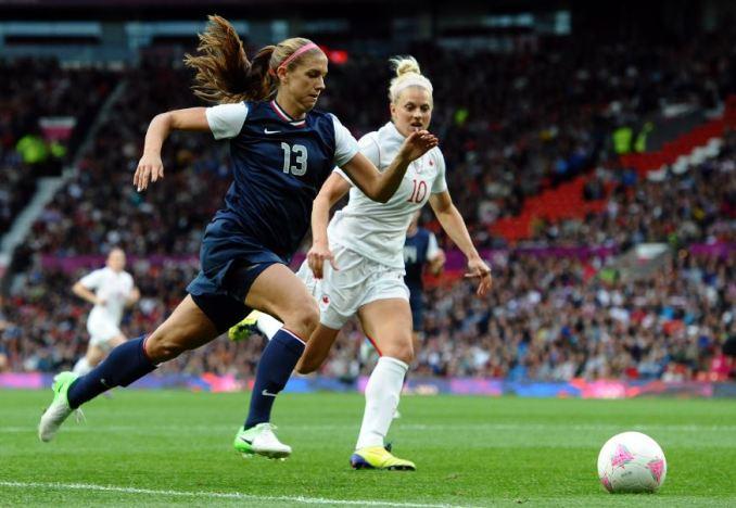 Olympic Women's Soccer Schedule 2021