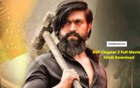 KGF Chapter 2 Full Movie in Hindi Download