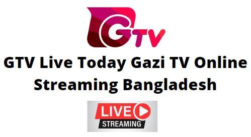 Gtv Live Today