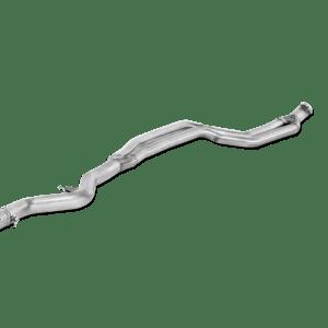 Akrapovic Evolution Link pipe set (SS) BMW 335i (F30