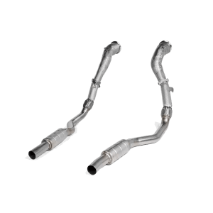 Downpipe / Link pipe set (SS) Audi RS 7 Sportback (C8) 2020 - 2020