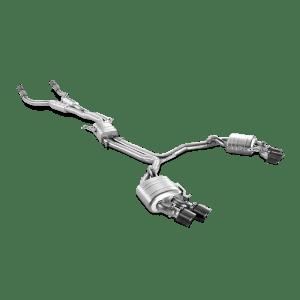 Evacuare Akrapovic Evolution Line (Titanium) Audi S7 Sportback (C7) 2013 - 2017