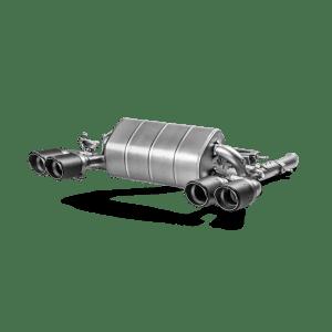 Evacuare Akrapovic Slip-On Line (Titanium) BMW M2 Competition / M2 CS (F87N) - OPF/GPF 2018 - 2020