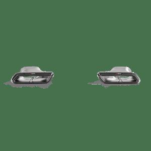 Terminatii evacuare tipsuri Akrapovic set (Carbon) - High Gloss Mercedes-AMG E 63/E 63 S Sedan/Estate (W213/S213) 2017 - 2020