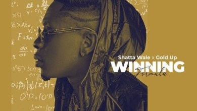 Photo of Shatta Wale – Winning Formula (Prod. by Gold Up)