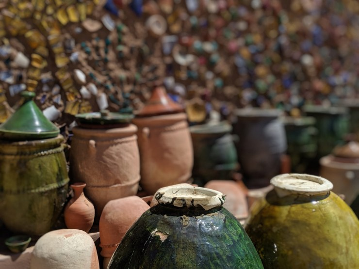 Pottery_Morocco_techno_travel_tunes&wings