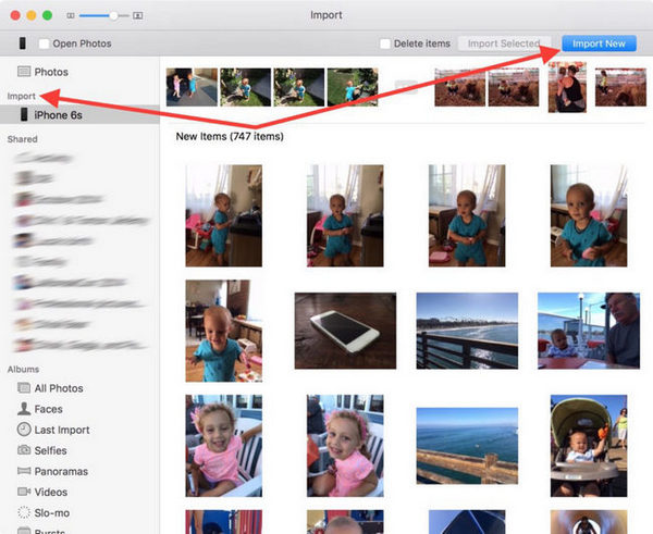 How to Transfer Photos from iPhone X/8/7/6S/6 (Plus) to ...