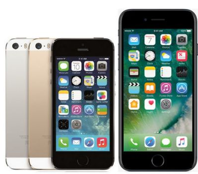 Transfer Data from Old iPhone to iPhone 7/7 Plus