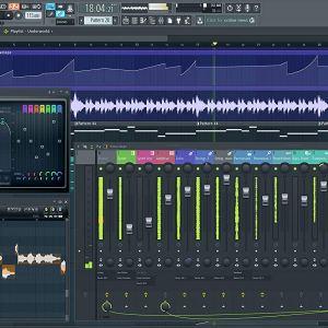 FL Studio Screen Shot