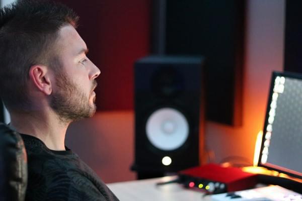 Mack Geary Tunes Recording Studio Producer