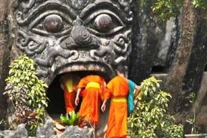 vườn Phật