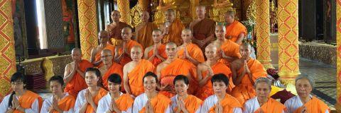 Le xuat gia gieo duyen chua Kleng Hanoi 38