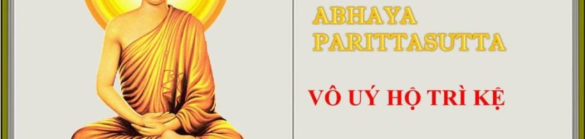 11 kinh Paritta