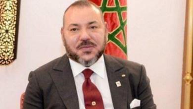Photo of القصر الرئاسي المغربي يعلن رسمياً إنفصال ملك المغرب عن زوجته للاّ سلمي