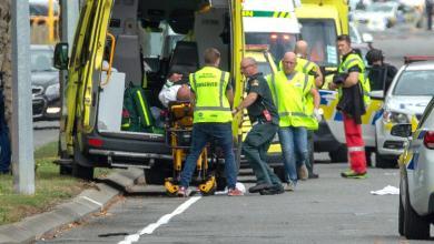 Photo of نيوزلندا: 40 قتيلا بهجوم استهدف مسجدين خلال صلاة الجمعة