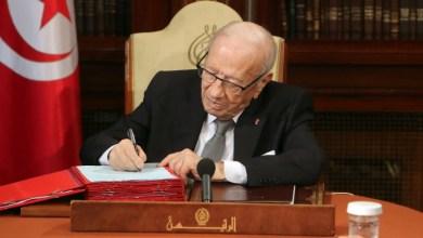 "Photo of قايد السبسي : ""ليس من مصلحة تونس أن يترأسها شخص من حركة النهضة"""