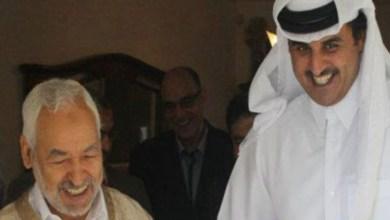 Photo of بعد أن غادر القمة غاضبا: راشد الغنوشي يلحق بأمير قطر وهذا ما دار بينهما