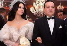 Photo of بالصور : الزوجة الاولى لعلاء الشابي تحضر حفل زفافه !