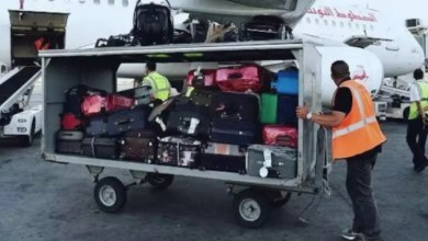 "Photo of يحدث في تونس : طائرة ""تونيسار"" تنسى حقائب المسافرين في المطار و تسافر إلى ""أبيدجان"" !"