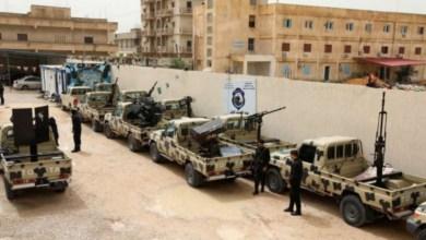 Photo of قوات حفتر تدخل طرابلس وتبسط سيطرتها على مطار المدينة